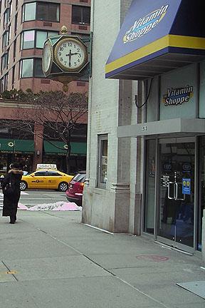 Corner East 79th