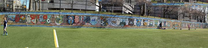 Peace Wall - NYC