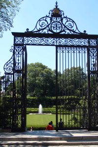The Astor Gates