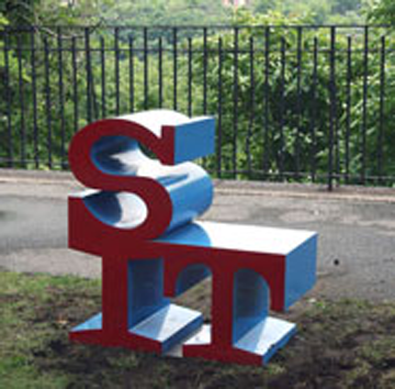Sharon Ma, hello, Flow.15 Art and Music at Randall's Island May 2015 to November 2015 Randall's Island Park, Manhattan14 Sculptors, Oh Sit! 14 Sculptors Consider the Chair June 6, 2015 to November 8, 2015 Highbridge Park, Manhattan