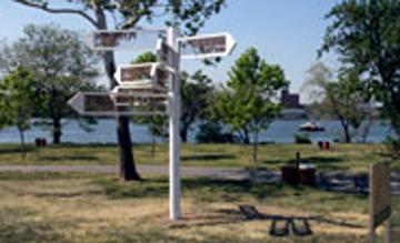 Nicholas Fraser, All Consuming, Flow.15 Art and Music at Randall's Island May 2015 to November 2015 Randall's Island Park, Manhattane, Manhattan