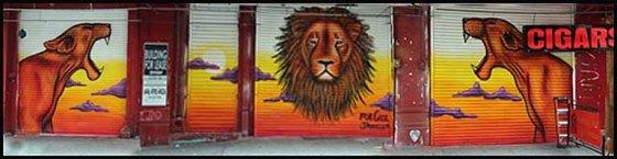 full tiger