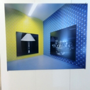Lamp and Wallpaper_$100,000