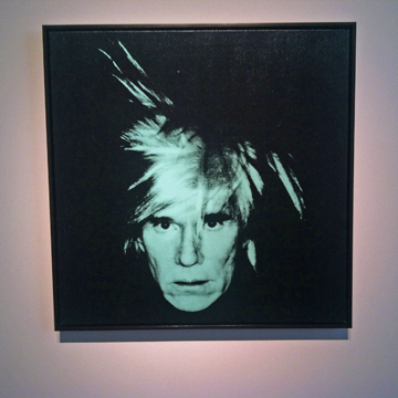 ANDY WARHOL SELF-PORTRAIT (FRIGHT WIG)$7,000,000