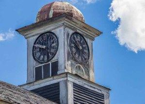 taylor farm clock_side