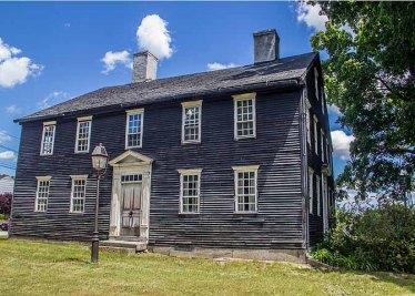 taylor farm house side