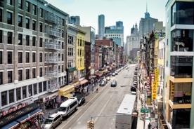 Manhattan bridge walkway-44