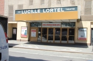 Lucille Lortel, known as the Queen of Off Broadway, There is a mini-walk of fame outside the theatre featuring famed playwrights. Ed Asner, Jerry Ohrbach, Charlotte Rae, Jerry Stiller and Bea Arthur as well as Sting and Cyndi Lauper have appeared here.
