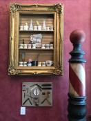 Antique Barber Tools